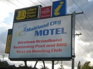 Maitland City Motel - Casino Accommodation