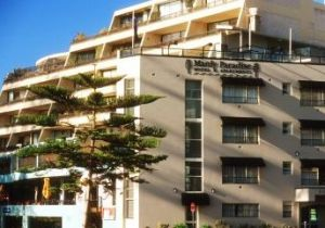Manly Paradise Motel And Apartments - Casino Accommodation
