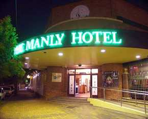 The Manly Hotel - Casino Accommodation