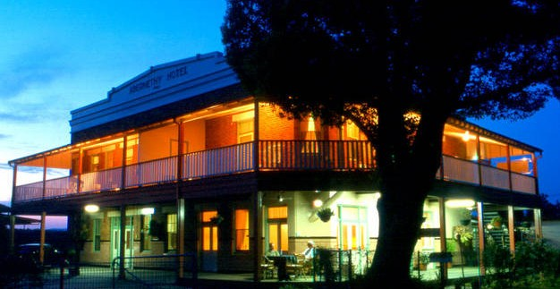 Abernethy Guesthouse - Casino Accommodation
