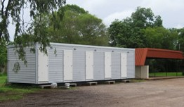 Coolalinga Caravan Park - Casino Accommodation