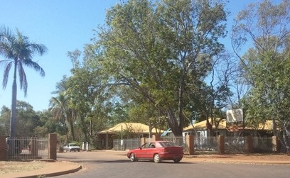 Outback Caravan Park - Casino Accommodation