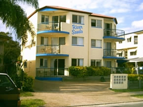 River Sands Holiday Apartments - Casino Accommodation