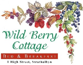Wild Berry Cottage - Casino Accommodation