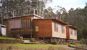 Minnow Cabins - Casino Accommodation
