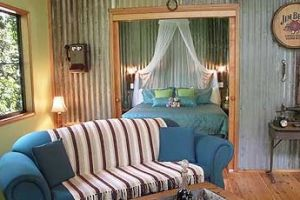 Crater Lakes Rainforest Cottages - Casino Accommodation