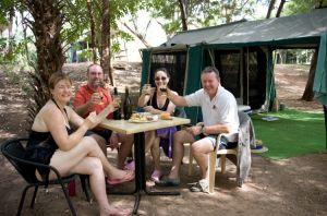 Adels Grove Camping Park - Casino Accommodation