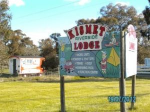 Kismet Riverside Lodge - Casino Accommodation