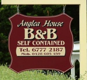Anglea House Bed and Breakfast - Casino Accommodation