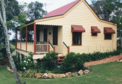 Mango Hill Cottages Bed and Breakfast - Casino Accommodation