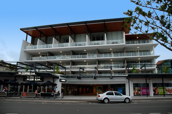 Echelon Apartments Yeppoon - Casino Accommodation