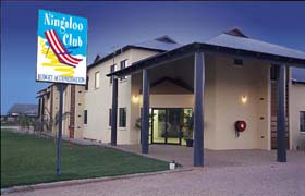 Ningaloo Club - Casino Accommodation