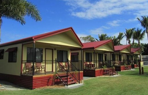 Big 4 Capricorn Palms Holiday Village - Casino Accommodation