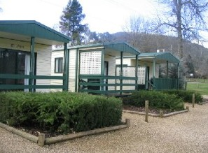 Bright Riverside Holiday Park - Casino Accommodation
