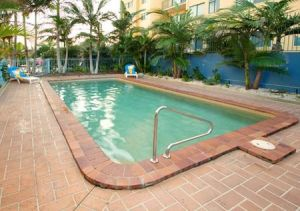 Coral Sea Apartments - Casino Accommodation
