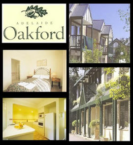 Adelaide Oakford Apartments - Casino Accommodation