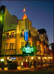 O'Malleys Hotel - Casino Accommodation