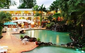 Palm Royale Cairns - Casino Accommodation