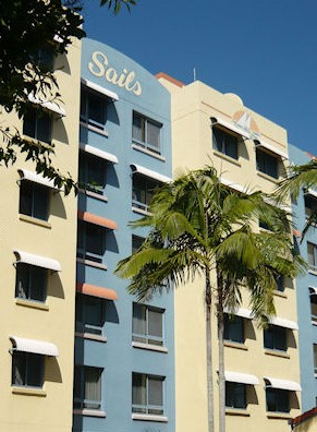 Sails Resort On Golden Beach - Casino Accommodation