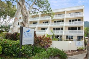 Marlin Waters Beachfront Apartments - Casino Accommodation