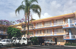 Southern Cross Motel - Casino Accommodation