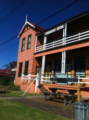 Dromedary Hotel - Casino Accommodation