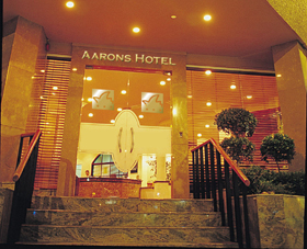 Aarons Hotel - Casino Accommodation