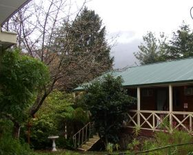 Warburton Lodge - Casino Accommodation