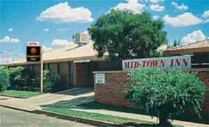 Comfort Inn - Mid Town - Casino Accommodation
