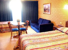 Goldtera Motor Inn - Casino Accommodation