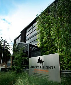 Albert Heights Serviced Apartments - Casino Accommodation