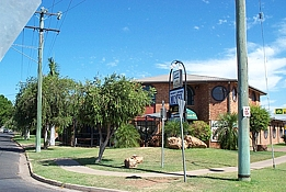 Western Gateway Motel - Casino Accommodation