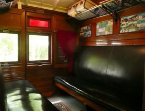 Mt Nebo Railway Carriage amp Chalet - Casino Accommodation