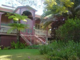 Naracoopa Bed And Breakfast And Pavilion - Casino Accommodation