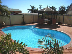 Blue Ocean Villas  Kalbarri - Casino Accommodation