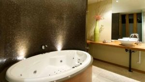 Hepburn Spa Pavilions - Saffron - Casino Accommodation