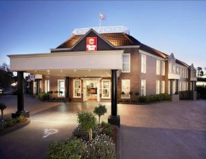 Canterbury International Hotel - Casino Accommodation