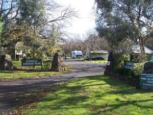 Dunkeld Caravan Park - Casino Accommodation