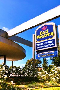Best Western Wheelers Hill International - Casino Accommodation