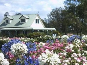 Emmas Cottage Vineyard - Casino Accommodation