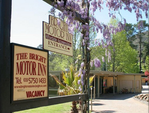 Bright Motor Inn - Casino Accommodation
