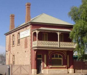 Savings Bank of South Australia - Old Quorn Branch - Casino Accommodation