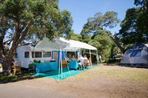 Sorrento Foreshore Camping - Casino Accommodation
