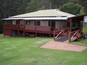 Pemberton Camp School - Casino Accommodation
