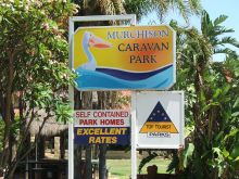 Murchison Park Caravan Park - Casino Accommodation
