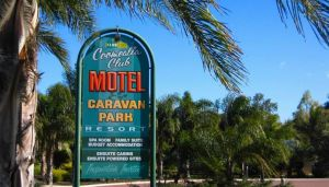 Coomealla Club Motel and Caravan Park Resort - Casino Accommodation