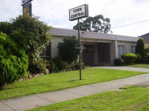 Bairnsdale Town Central Motel - Casino Accommodation