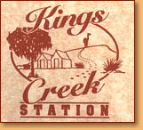 Kings Creek Station - Casino Accommodation