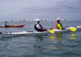 Sea Kayak Melbourne and Victoria - Casino Accommodation
