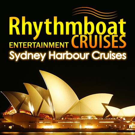 Rhythmboat  Cruise Sydney Harbour - Casino Accommodation